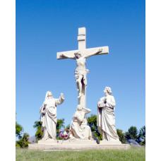 Композиция Распятие Христа