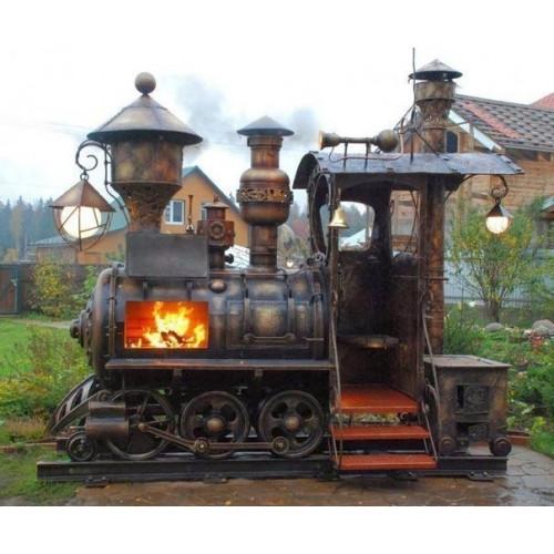 Мангал Поезд