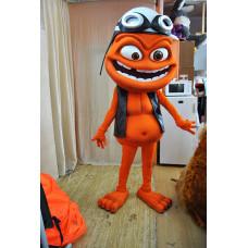 Ростовая кукла «Лягушка крейзи» (crazy frog)