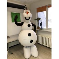 Ростовая кукла «снеговик Олаф»
