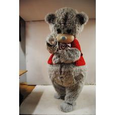 Ростовая кукла «Мишка в красной футболке»