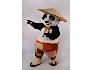 Ростовая кукла «Панда в шляпе»