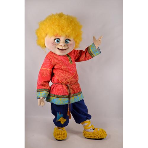 Ростовая кукла «Домовенок Кузя»