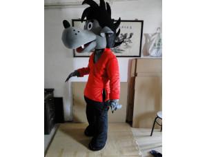 Волк Ну-Погоди  Ростовая кукла