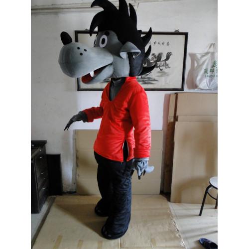 Волк Ну-Погоди - Ростовая кукла
