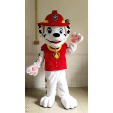 Ростовая кукла Щенячий патруль Пожарный Маршалл (Долматинец)